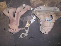 Коллектор выпускной. Honda: Accord, FR-V, Edix, Stream, Civic, Civic Ferio Двигатели: HONDAEF, D17A2, D17A, D17AVTEC, D17A1, D17A5, D17A7, D17A8, D17A...