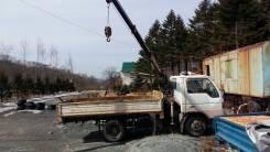 Бортовые грузовики с манипулятором от 500 р.