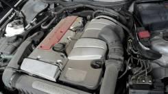 Двигатель М111 Mercedes-Benz C 320 W203 2002 год