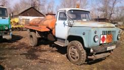 ГАЗ 52-09. Бензовоз, 4 750куб. см.