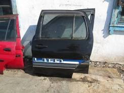 Дверь задняя левая на Toyota RAUM EXZ10
