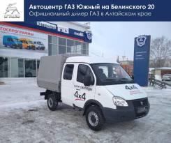 ГАЗ Соболь. Соболь фермер ГАЗ-231073, 2 700куб. см., 1 000кг., 4x4. Под заказ