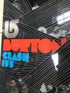 Burton Clash 2010 V-Rocker. 155,00см., freeride (фрирайд)