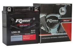 R-Drive. 5А.ч., производство Корея