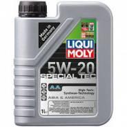 Liqui Moly Special Tec. Вязкость 5W-20, гидрокрекинговое