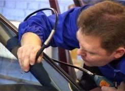 Ремонт сколов трещин лобового стекла