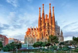 Испания. Барселона. Экскурсионный тур. Классическая Испания! Бархатная осень в Европе!
