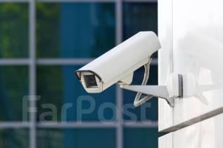 Монтаж систем видеонаблюдения, охранно-пожарных сигнализаций, СКУД