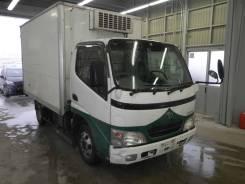 Toyota Dyna. LY280, 4вд, рефрижератор, 1,5 тонны., 3 000куб. см., 1 500кг. Под заказ