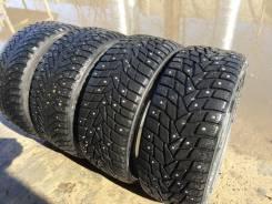 Dunlop. Зимние, шипованные, 2015 год, износ: 5%, 4 шт
