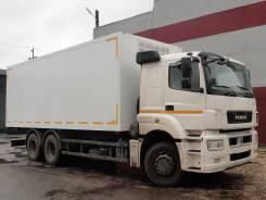 КамАЗ 65207. Изотермический фургон камаз 65207, 11 000 куб. см., 15 000 кг.