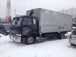 Nissan Diesel Condor. Ниссан Дизель, 6 900 куб. см., 5 000 кг.
