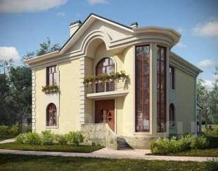 Проект для строительства коттеджа 234м2 с 6 жилыми комнатами