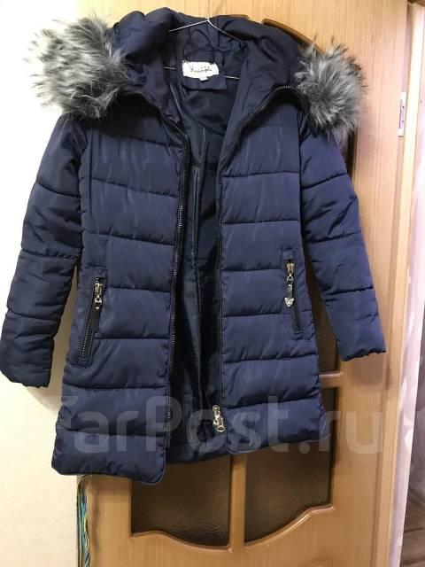 425e14060c90 Куртка зимняя на девочку - Детская одежда в Артеме