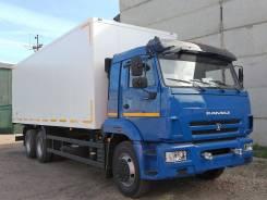 КамАЗ 65117. Изотермический фургон камаз 65117, 11 000 куб. см., 17 000 кг.