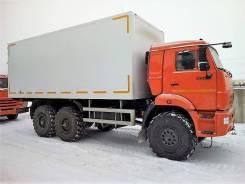 КамАЗ 43118-1017-10. Изотермический фургон камаз 43118, 11 000 куб. см., 13 999 кг.