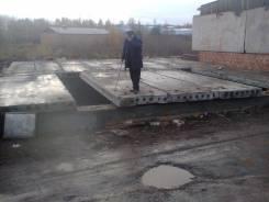Боксы гаражные. улица Муханова, р-н центр, 121 кв.м., электричество, подвал. Вид снаружи
