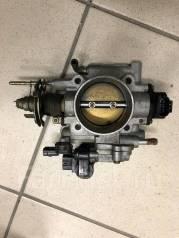 Заслонка дроссельная. Subaru: Pleo, Forester, Legacy, Impreza, Impreza WRX STI, Vivio Двигатели: EN07S, EN07U, EN07W, EJ202, EJ205, EJ20J, EJ255, EJ20...