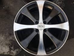 Hipnotic Wheels Diva. 6.5x17, 4x100.00, ET42, ЦО 72,0мм.