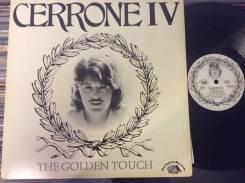 Культ! Серрон / Cerrone IV - The Golden Touch - FR LP 1978