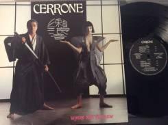 Культ! Серрон / Cerrone X - Where Are You Now - FR LP 1983