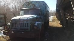 ЗИЛ 130. Продается фургон, 150 куб. см., 5-10 т