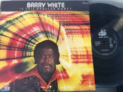 JAZZ! FUNK! Барри Уайт / Barry White - Is this whatcha want? - FR LP