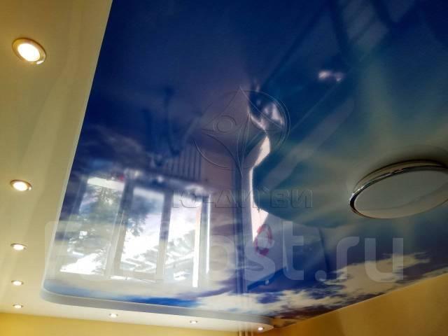 Натяжные потолки со скидкой 50%! Рассрочка без переплат