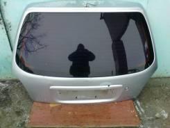 Дверь багажника. Toyota Starlet, EP91 Двигатель 4EFE