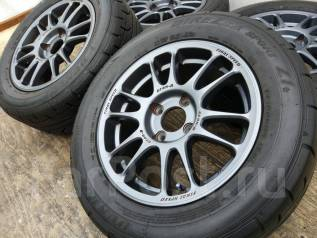A-Tech Final Speed Gear-R. 6.0x14, 4x100.00, ET38