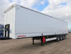 Kassbohrer. Полуприцеп International (TIR), 27 000 кг.