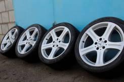 Mercedes. 8.5/8.5x18, 5x112.00, ET18/28, ЦО 66,6мм.