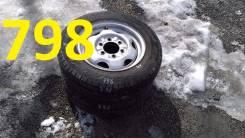 Пара грузовых колёс 195/70R15