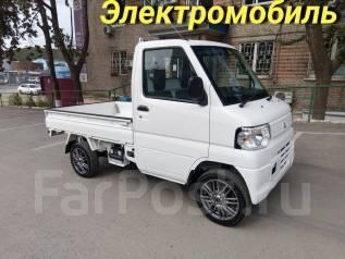 Mitsubishi Minicab. MIEV (электромобиль), 1 600 куб. см., 350 кг.