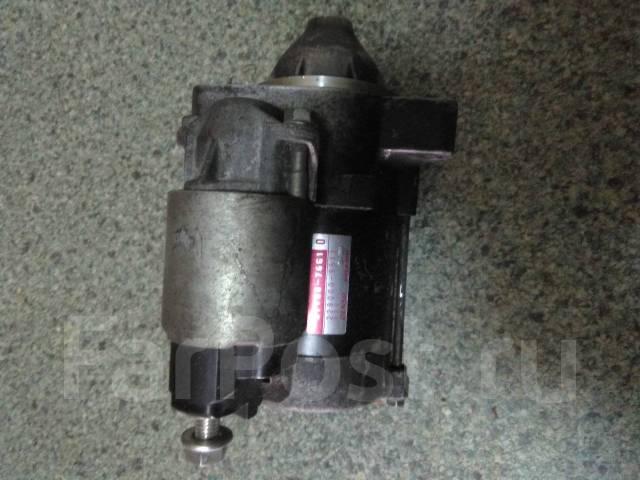 Стартер Suzuki Alto HA24V