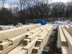 Строительство из бруса, строительство фундаментов, отделка