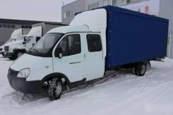 ГАЗ ГАЗель Фермер. Газель Бизнес Фермер 2018, 2 700 куб. см., 3 500 кг.