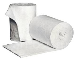 Блочный изоляционный материал из огнеупорного керамического волокна для футеровки