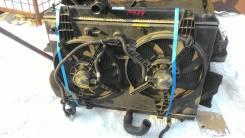Радиатор охлаждения двигателя. Nissan Serena Двигатели: MR20DD, MR20DE