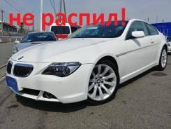 BMW 6-Series. автомат, передний, 4.8, бензин, 12 000 тыс. км, б/п, нет птс. Под заказ