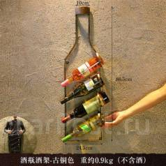 Подставки под бутылки. Под заказ