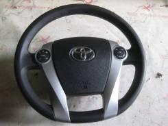 Руль. Toyota Prius, ZVW30, ZVW30L, ZVW35 Двигатель 2ZRFXE