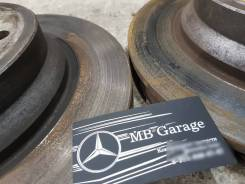 Диск тормозной. Mercedes-Benz GLK-Class, X204 Mercedes-Benz E-Class, S211, S212, W211, W212 Mercedes-Benz CLS-Class, C219 Двигатели: M272E30, M272E35...