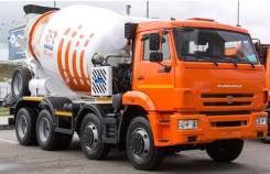 КамАЗ 6540. Продам Автобетоносмеситель 58149Y шасси Камаз-6540 9 м3, 6 700 куб. см., 7,00куб. м.