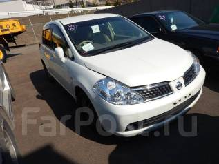 Nissan Tiida. 11, MR18