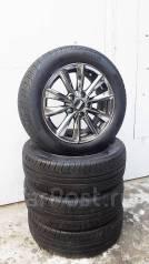 Продам Колёса , состояние новых, Тёмный хром + pirelli. 7.5x16 5x114.30 ET28