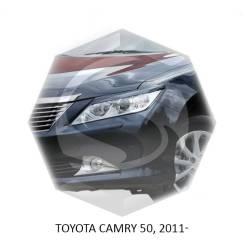 Накладка на фару. Toyota Camry, ASV50