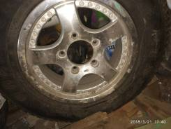 Продам колесо 5*150 215/80/16 временное снижение цены, не упусти шанс!