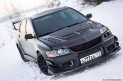 Обвес кузова аэродинамический. Mitsubishi Lancer Evolution, CT9A, CT9W Mitsubishi Lancer