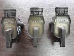 Катушка зажигания, трамблер. Toyota: Corolla Spacio, Corona, Vios, Soluna Vios, Avensis, Sprinter Trueno, Corolla, Carina II, Carina E, Tercel, Sprint...